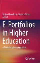 Omslag - E-Portfolios in Higher Education