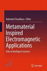 Omslag - Metamaterial Inspired Electromagnetic Applications