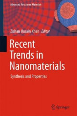 Omslag - Recent Trends in Nanomaterials