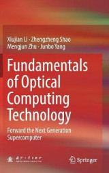 Omslag - Fundamentals of Optical Computing Technology