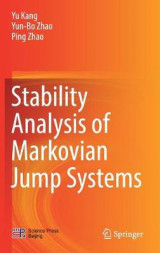 Omslag - Stability Analysis of Markovian Jump Systems