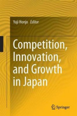 Omslag - Competition, Innovation, and Growth in Japan