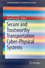 Omslag - Secure and Trustworthy Transportation Cyber-Physical Systems