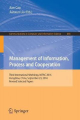 Omslag - Management of Information, Process and Cooperation