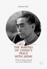 Omslag - The Making of China's Peace with Japan