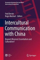 Omslag - Intercultural Communication with China 2017