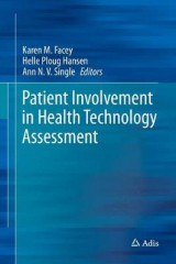 Omslag - Patient Involvement in Health Technology Assessment 2017