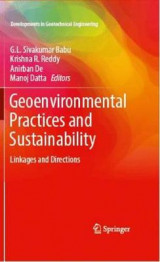 Omslag - Geoenvironmental Practices and Sustainability