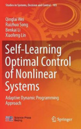 Omslag - Self-Learning Optimal Control of Nonlinear Systems