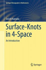 Omslag - Surface-Knots in 4-Space