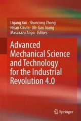 Omslag - Advanced Mechanical Science and Technology for the Industrial Revolution 4.0