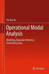 Omslag - Operational Modal Analysis