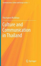 Omslag - Culture and Communication in Thailand 2017