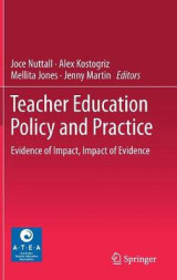 Omslag - Teacher Education Policy and Practice 2017