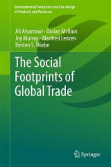 Omslag - The Social Footprints of Global Trade 2017