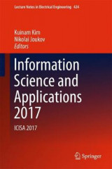 Omslag - Information Science and Applications 2017