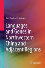 Omslag - Languages and Genes in Northwestern China and Adjacent Regions 2017