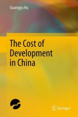 Omslag - The Cost of Development in China 2017
