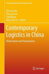 Omslag - Contemporary Logistics in China 2017
