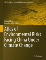 Omslag - Atlas of Environmental Risks Facing China Under Climate Change