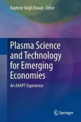 Omslag - Plasma Science and Technology for Emerging Economies
