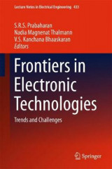 Omslag - Frontiers in Electronic Technologies 2017