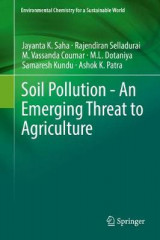 Omslag - Soil Pollution - An Emerging Threat to Agriculture