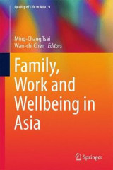 Omslag - Family, Work and Wellbeing in Asia