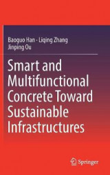 Omslag - Smart and Multifunctional Concrete Toward Sustainable Infrastructures