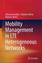 Omslag - Mobility Management in LTE Heterogeneous Networks
