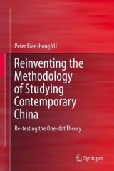 Omslag - Reinventing the Methodology of Studying Contemporary China