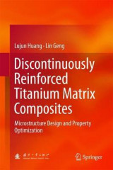 Omslag - Discontinuously Reinforced Titanium Matrix Composites 2017