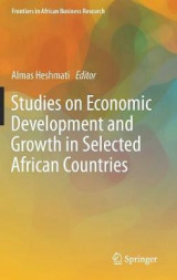 Omslag - Studies on Economic Development and Growth in Selected African Countries 2017