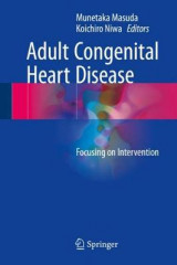 Omslag - Adult Congenital Heart Disease