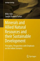 Omslag - Minerals and Allied Natural Resources and their Sustainable Development