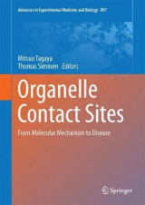 Omslag - Organelle Contact Sites