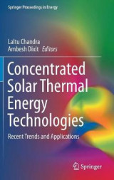 Omslag - Concentrated Solar Thermal Energy Technologies