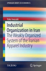 Omslag - Industrial Organization in Iran