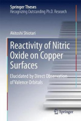 Omslag - Reactivity of Nitric Oxide on Copper Surfaces