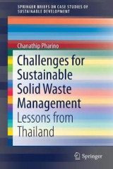 Omslag - Challenges for Sustainable Solid Waste Management