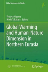 Omslag - Global Warming and Human - Nature Dimension in Northern Eurasia
