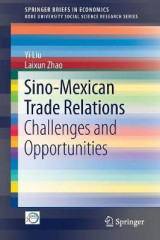 Omslag - Sino-Mexican Trade Relations 2017