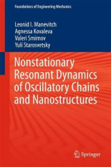 Omslag - Nonstationary Resonant Dynamics of Oscillatory Chains and Nanostructures