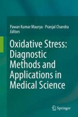 Omslag - Oxidative Stress: Diagnostic Methods and Applications in Medical Science