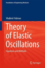 Omslag - Theory of Elastic Oscillations