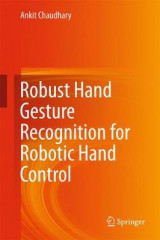 Omslag - Robust Hand Gesture Recognition for Robotic Hand Control