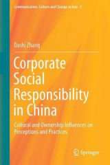 Omslag - Corporate Social Responsibility in China