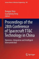 Omslag - Proceedings of the 28th Conference of Spacecraft TT&C Technology in China