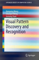 Omslag - Visual Pattern Discovery and Recognition