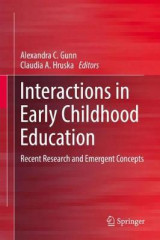 Omslag - Interactions in Early Childhood Education